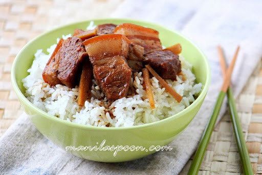 Five-Spice Braised Pork Belly