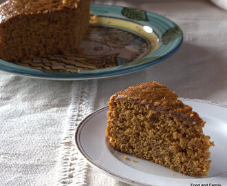 Old-fashioned Ginger Cake