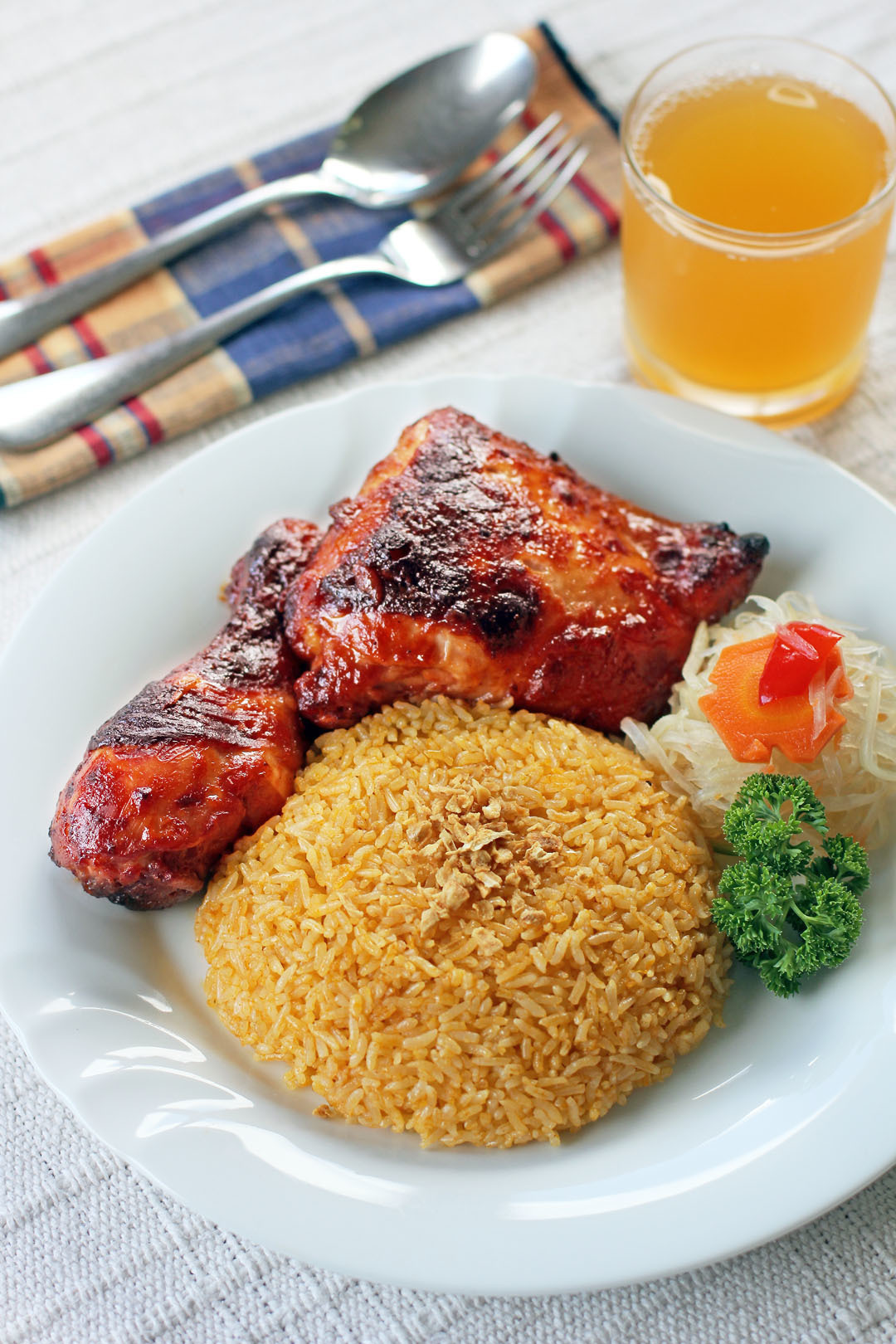 Aristocrat Style Chicken Barbecue