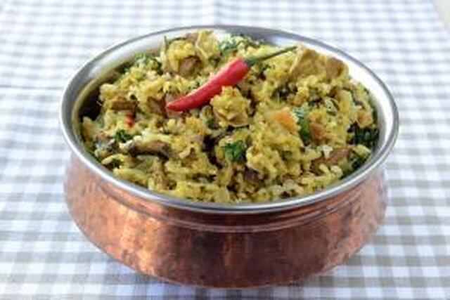 Energy Saving Slow Cooker Breyani