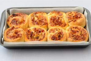 Pizza Roll Scones