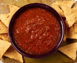 Restaurant Salsa Recipe