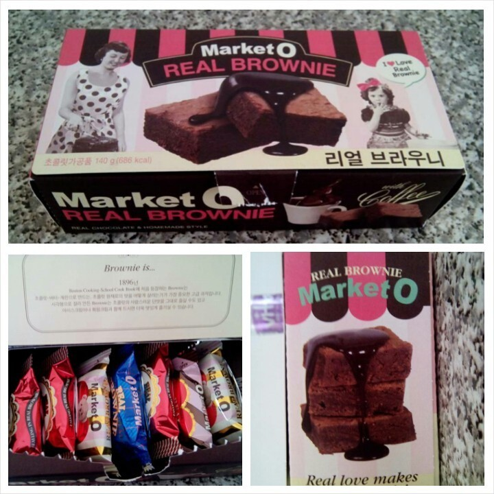 Lil' bun adventures: Market O brownie review + more
