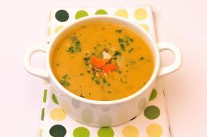 Split Pea and Vegetable Soup
