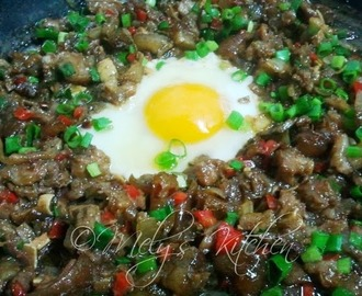 Simple Sisig