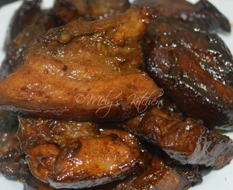 Adobong Liempo