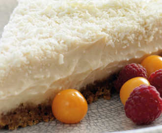 Amarula & White Chocolate Cheese Cake