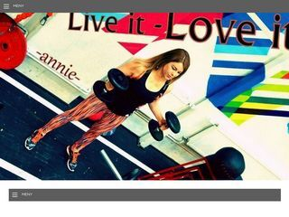 Live It, Love It | ShapeMeUp!