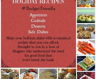 Easy and Inexpensive: Holiday Fare