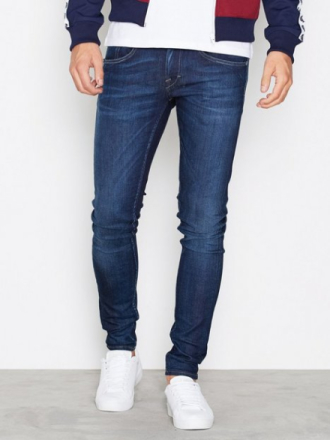Tiger Of Sweden Jeans Slim Jeans Jeans Indigo