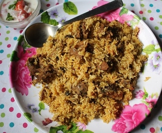 Dindigul Thalappakatti Mutton Biryani Recipe / Thalapakattu Mutton Biryani Recipe / Thalapakatti Mutton Biryani Recipe