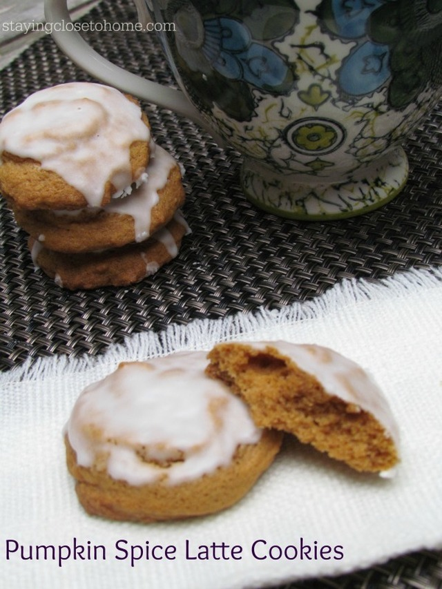 Pumpkin Spice Latte Cookie Recipes & #SensiStopStrips Update
