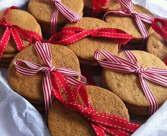 National Cookie Swap 2013 & Spiced Dark Chocolate Cookies