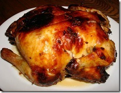 Pinoy Lechon Manok (Roasted Chicken in Turbo Broiler)
