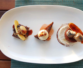 Review: Desserts to Fall in Love with at Jack's Oyster Bar & Fish House - Fall Season 2014 (Jack London Square, Oakland)