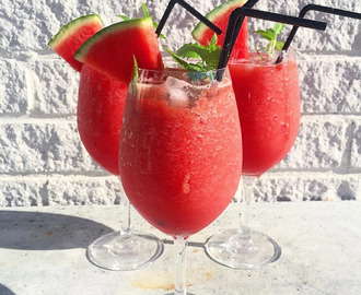 Frozen watermelon crush