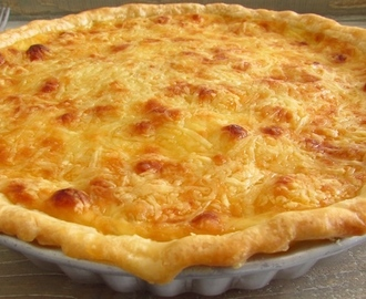 Tarte de atum com batata | Food From Portugal