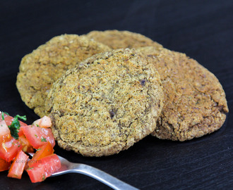 Lentil Cheese Patties
