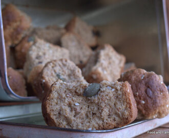 South African Rusks -The Recipe