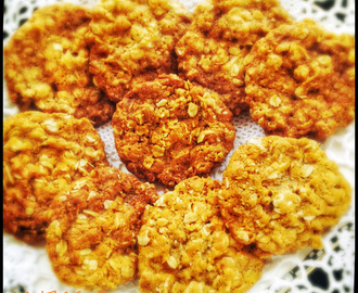 What are ANZAC Biscuits?