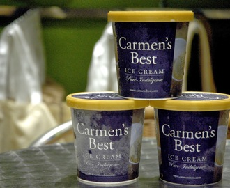 Pure Indulgence: Carmen's Best Ice Cream