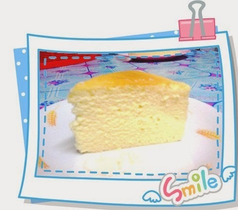 轻芝士蛋糕 Light Cheese Cake