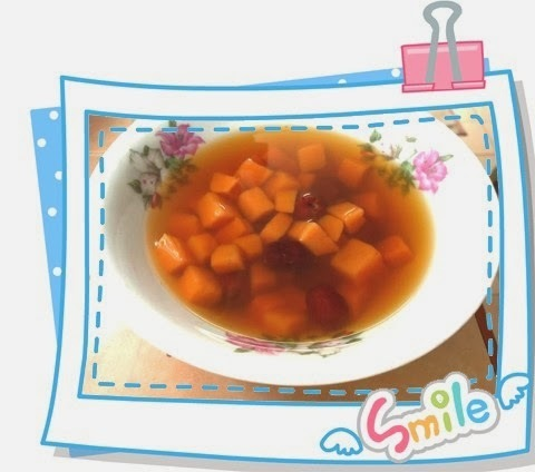 番薯糖水 Sweet Potato Dessert Soup