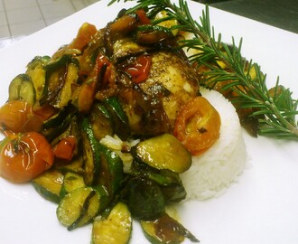 Provencale Style Chicken Breast