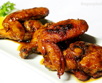 Lutong Bahay: Crispy Honey-Tamarind Chicken Wings