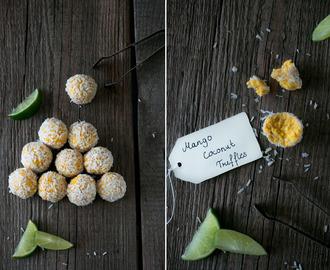mango kokos kugeln rezepte mytaste. Black Bedroom Furniture Sets. Home Design Ideas
