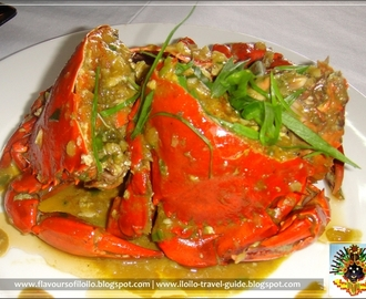 Sooo Pinoy in Davao at Glamour Crabs Buffet