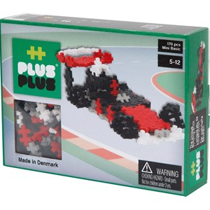 Plus Plus Plus Plus MINI Basic Bilar 170 Delar 5 - 12 years