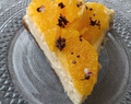 Cheesecake Orange Citron Vert