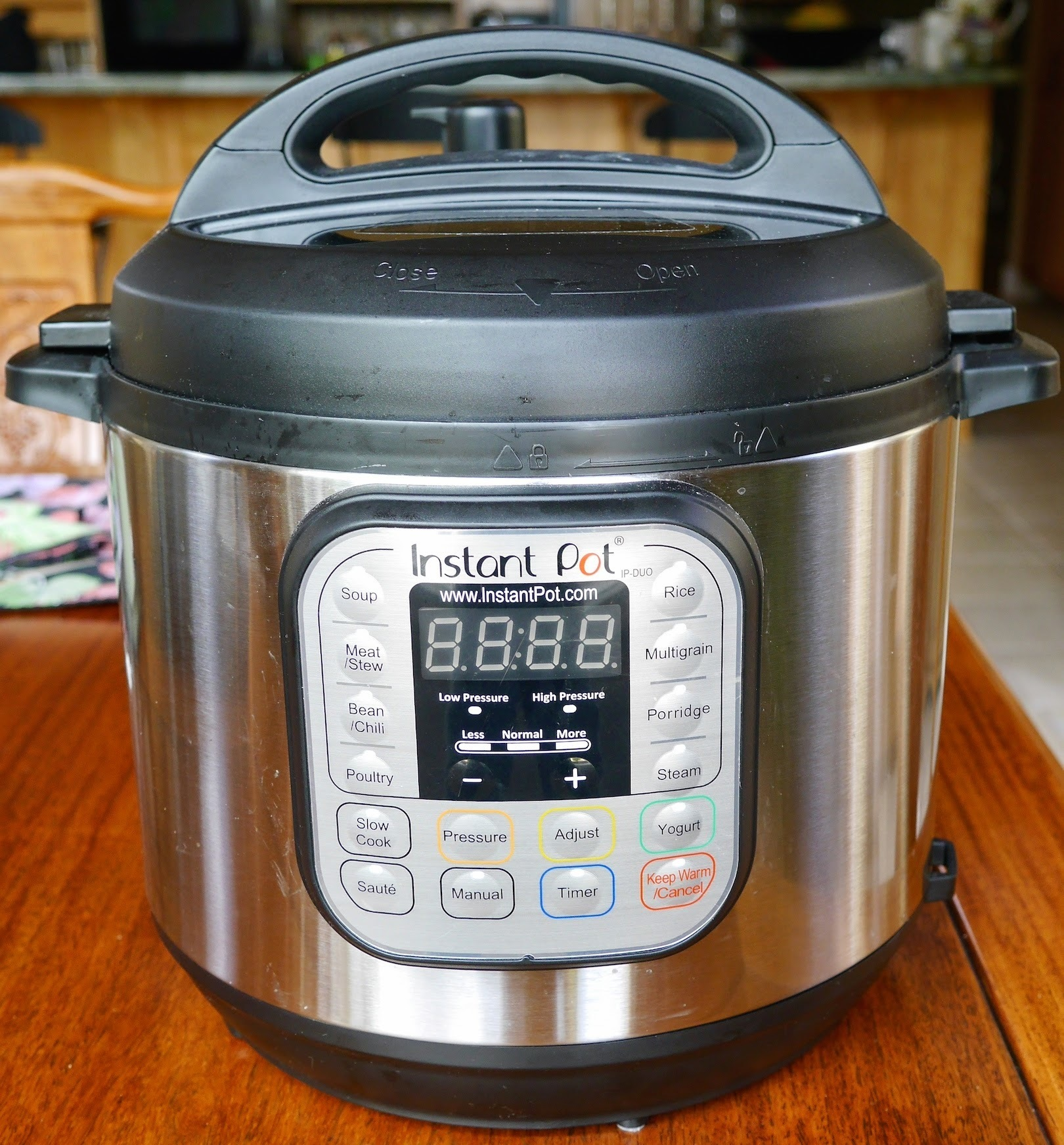 The Amazing Electric Instant Pot New Pressure Cooker TechnologyNo-Stir Risotto In Five Minutes!