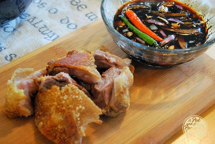 Crispy Pata (Deep-Fried Pork Knuckles)
