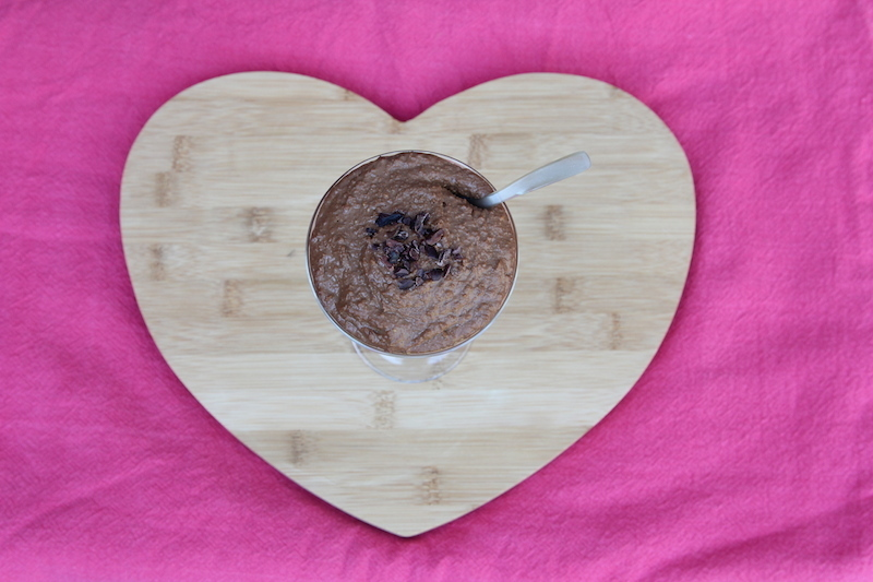 Raw Steelcut Oats Porridge – Chocolate and peanut butter…