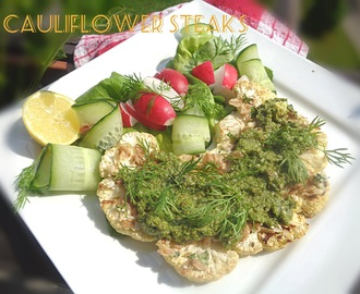 Stek z kalafiora - Cauliflower Steaks