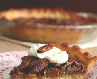 The Ultimate Low Carb Maple Pecan Pie