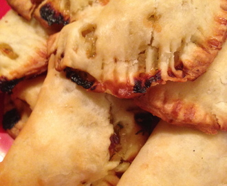 Caramelized Onion & Apple Empanadas