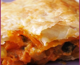 Vegetable Pasty