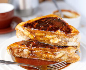 Banoffee French Toast