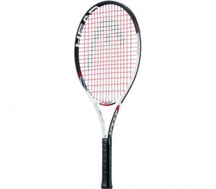 Head - Speed 25 Junior (strung) tennis racket - 7