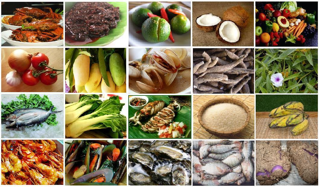Philippine Cuisine Common Ingredients