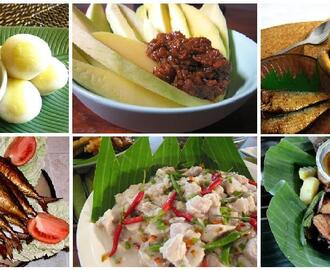 Distinct Characteristics of Philippine Cuisine