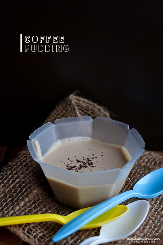 Coffee Pudding + Nescafé® with Coffee-mate® Giveaway!