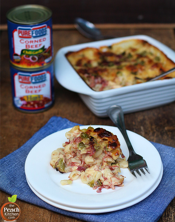 Purefoods Corned Beef Casserole and My Great Food Launch