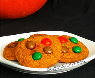 Low Carb Pumpkin Spice Cookies