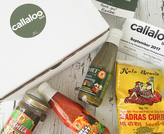 Callaloo Box - A Caribbean Subscription Service
