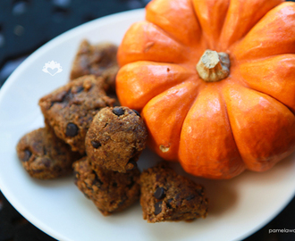 Pumpkin Cookies | Galleticas de Calabaza