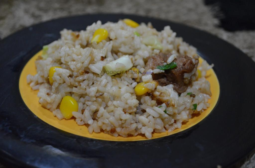 Another Fried Rice Recipe